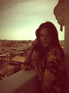 Ai Alessandra Ambrosio... Ai se eu te pego... Ai...