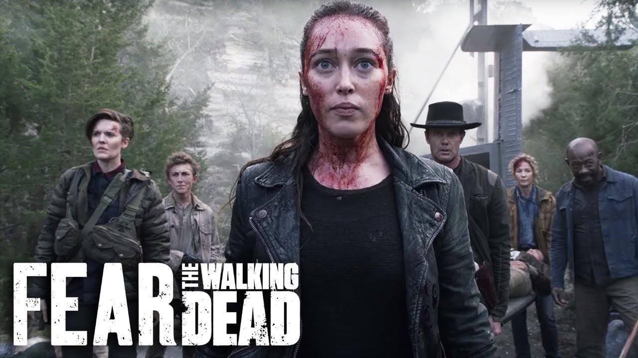 Fear the Walking Dead\': el tráiler de la temporada 5 pone a Morgan ...