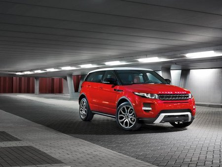 Range Rover Gran Evoque, en camino