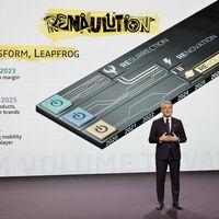 """Renault apunta a recortes en su plan estratégico: menos coches y una """"resurrección"""" que durará hasta 2023"""
