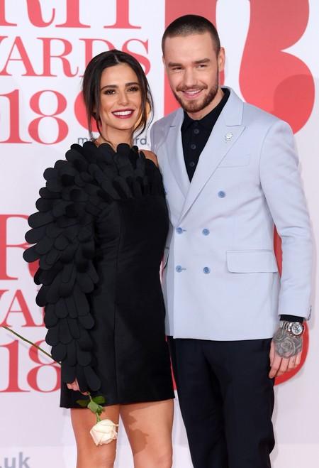 Liam Payne conquista la alfombra roja de los BRIT Awards con un look en tonos pastel