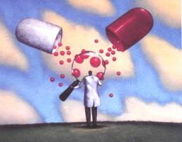 Farmacéuticas: Ganar más, despedir más