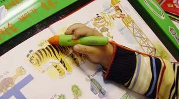 Magic Pen: el bolígrafo que lee cuentos