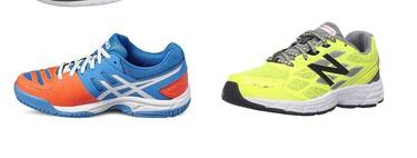 Zapatillas de primeras marcas como Adidas, Nike, o Reebok para hombre, mujer y niño rebajadas hasta medianoche en Amazon