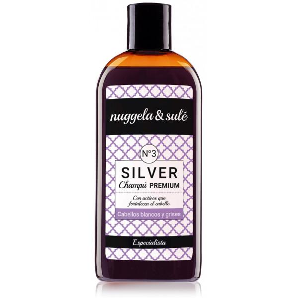 Nuggela & Sulé Champú N°3 Silver para cabellos canosos