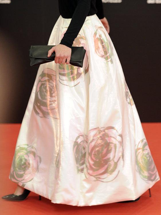 una blancanieves de Dior