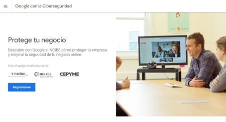 Google Ciberseguridad Pymes