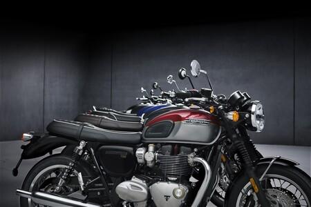 Triumph Bonneville 2021 2