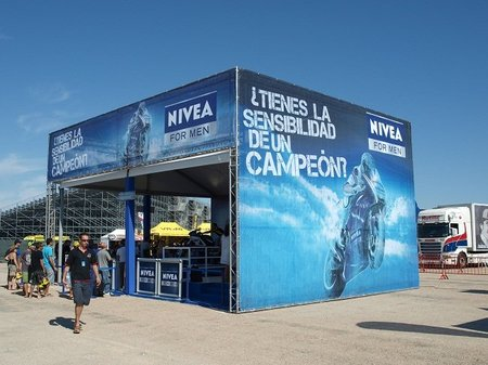 NIVEA FOR MEN GP, re-estrenamos el Club Motorpasión Moto