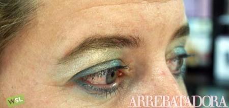 Guerlain, un maquillaje para ojos azules