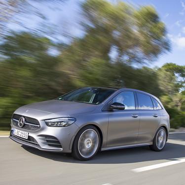 Probamos el Mercedes-Benz Clase B 2019: más tecnológico y dinámico que otros monovolúmenes compactos