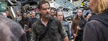 'The Walking Dead' puede estar agotada creativamente, pero sigue siendo una máquina de hacer dinero
