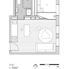 Foto 11 de 12 de la galería apartamento-de-brad-swartz en Xataka Smart Home
