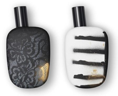 By The Sea, la edición especial de perfumes de COMME des GARÇONS