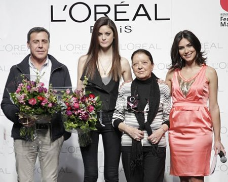 Alejandra Alonso Premio Cibeles