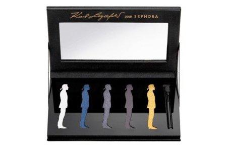 Karl Lagerfeld lanza una línea de cosméticos para Sephora