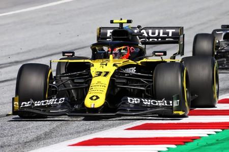 Ocon Austria F1 2020