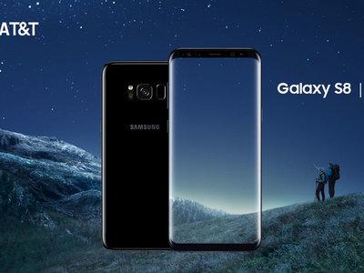 Samsung Galaxy S8 y S8+, precios y planes con AT&T