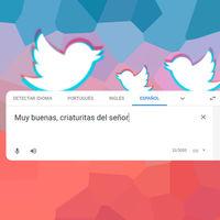 Chúpate esa, Google Translate: Españoles, italianos y portugueses pueden hablar por Twitter y entenderse