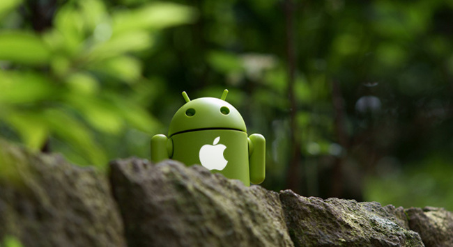 Android by Apple