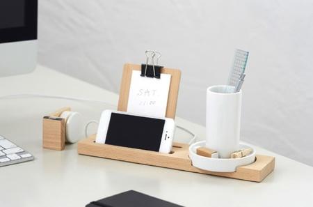 Una nueva colección de accesorios minimalistas para nuestra mesa de trabajo