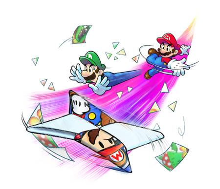Hemos jugado a Mario & Luigi: Paper Jam Bros. y nos ha sorprendido más de lo esperado