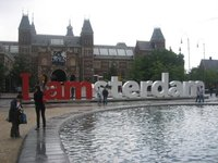 I amsterdam, you are Amsterdam, we are Amsterdam
