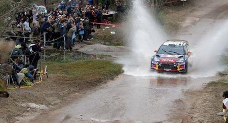 Citroën se libra de la exclusión en el Rally de Argentina