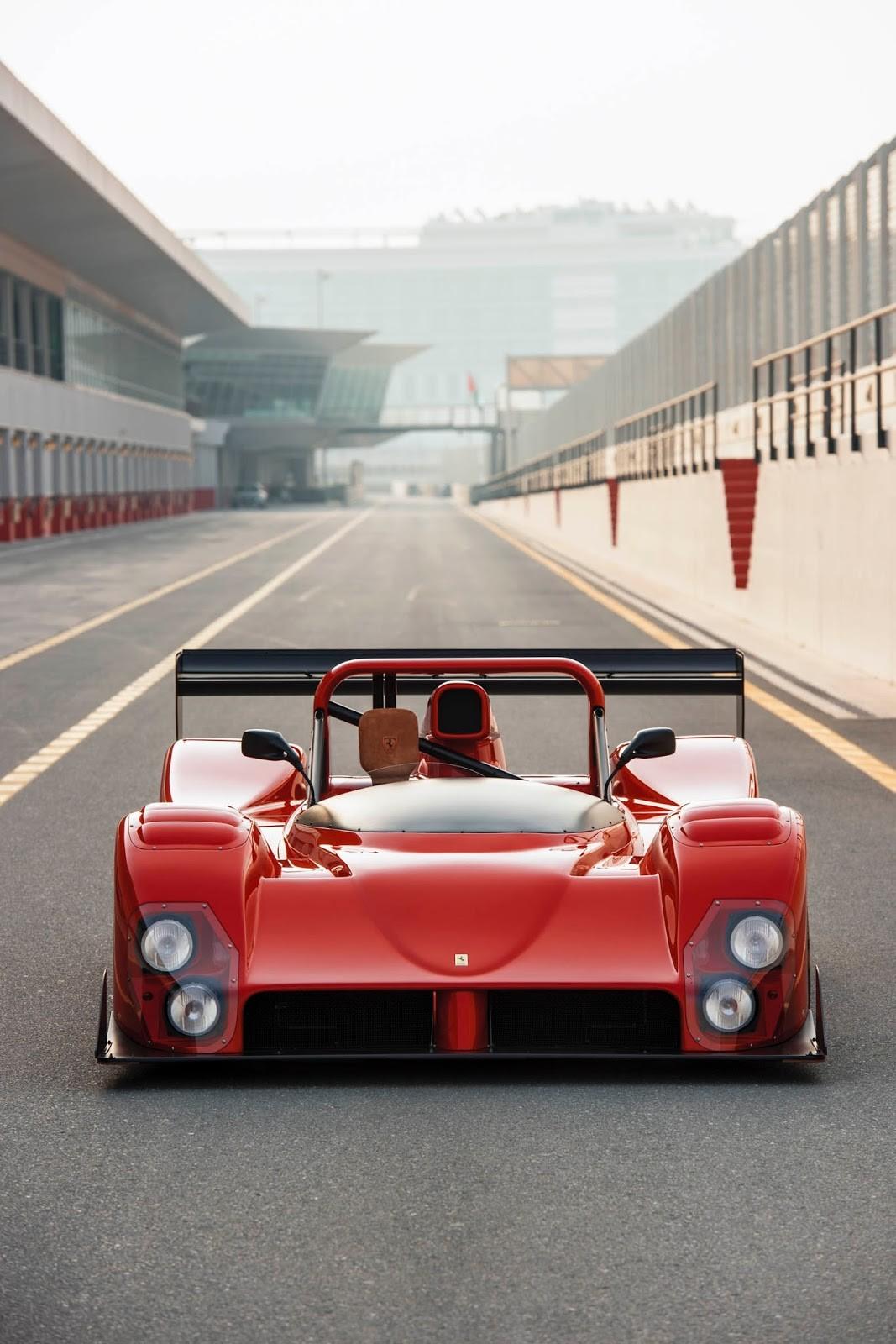 Foto de Ferrari 333 SP de 1994, a subasta (9/24)