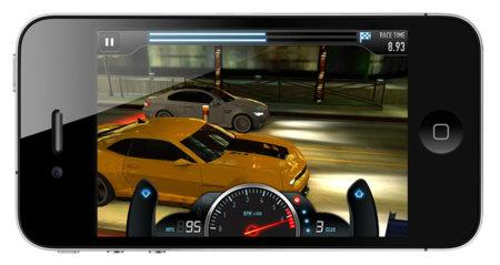 CSR Racing, el juego gratuito más rentable de la App Store genera 12 millones de dólares al mes