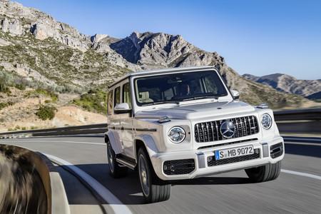 Mercedes Amg G 63 2018 255