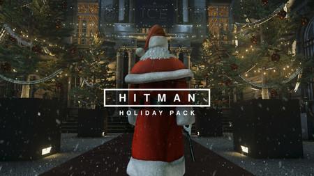 Hitman Navidad