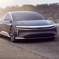 El Lucid Air sigue obcecado con el Tesla Model S: ahora asegura que ha batido su récord en el cuarto de milla