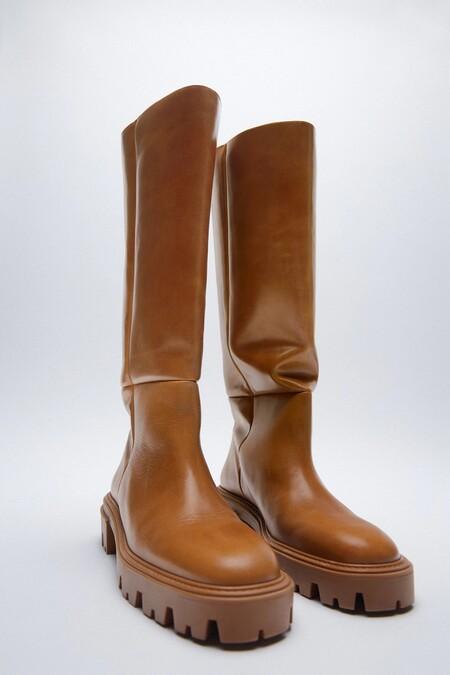 Zara Bf 2020 Zapatos Suela Ruda 06