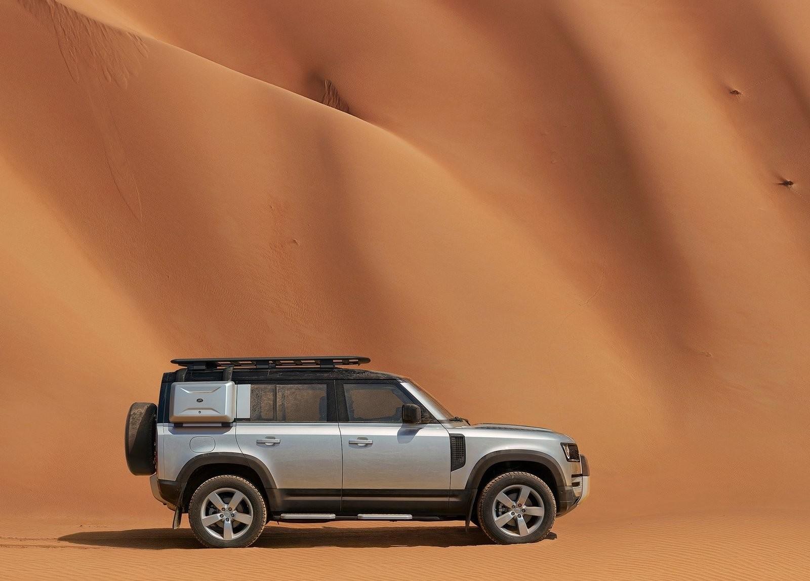 Foto de Land Rover Defender 2020 (56/60)
