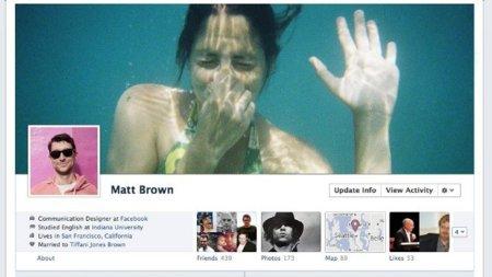 Facebook sorprende en el f8 con su nuevo Timeline