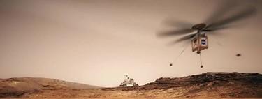 Éste es el helicóptero que la NASA quiere enviar a Marte