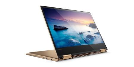 Oferta flash: sólo hoy, hasta las 15:00, el Lenovo Yoga 720-13IKBR nos sale de nuevo en Amazon por 759 euros