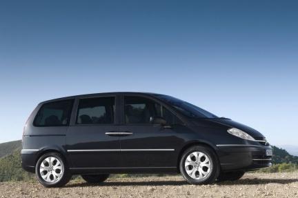 Restyle para el Citroën C8
