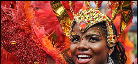 Notting Hill Carnival, o cuando Londres se convierte en el Caribe