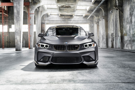 BMW M Performance Parts Concept delantera