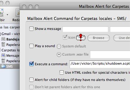 Mailbox Alert, plugin para ampliar las alertas de Thunderbird