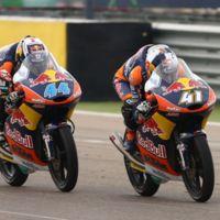 Confirmado, Miguel Oliveira y Brad Binder serán la dupla de lujo de KTM en su llegada a Moto2