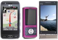 LG GT505, Vodafone 736, HTC Diamond 2 y Samsung OmniaPRO este verano con Vodafone