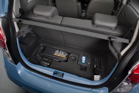 Chevrolet Spark EV - maletero