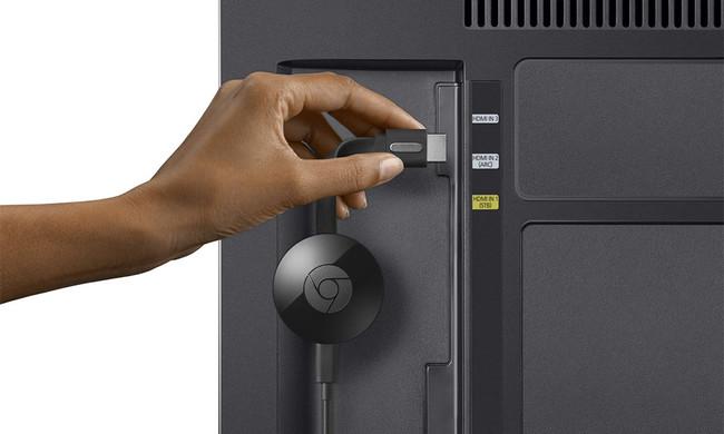 Cómo actualizar el Chromecast a la última versión