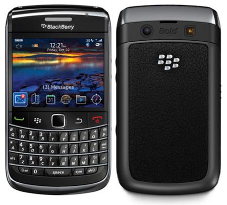 BlackBerry Bold 9700 viene con Wi-Fi y GPS
