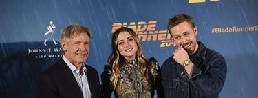 """""""Blade Runner 2049 expande las ideas de la original y va más allá"""" - Harrison Ford, Ryan Gosling y Ana de Armas"""