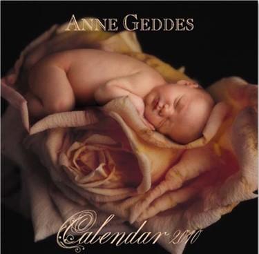 Calendario Anne Geddes 2010