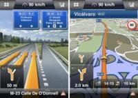 Navigon 2.0 para iOS, navegador renovado con gestión independiente de mapas